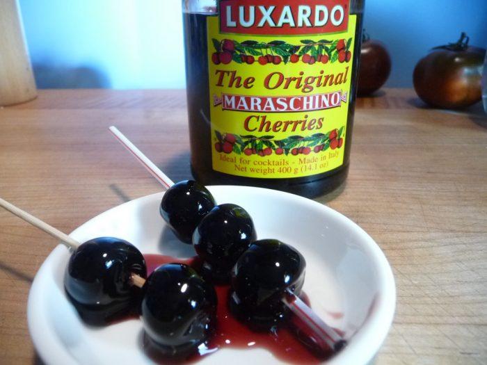 Luxardo Maraschino Cherries from Italy