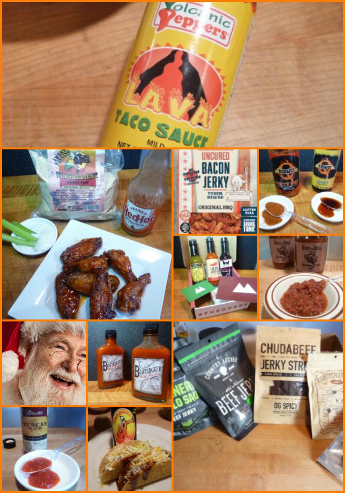 Pinterest image for Hot Sauce Gift Ideas 2016