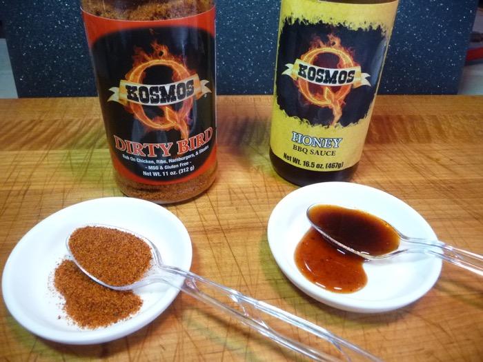 Kosmos Q Honey BBQ Sauce